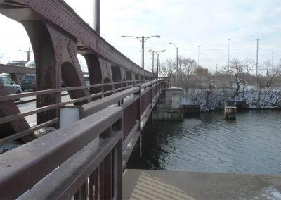 Cicero Avenue Bridge Design