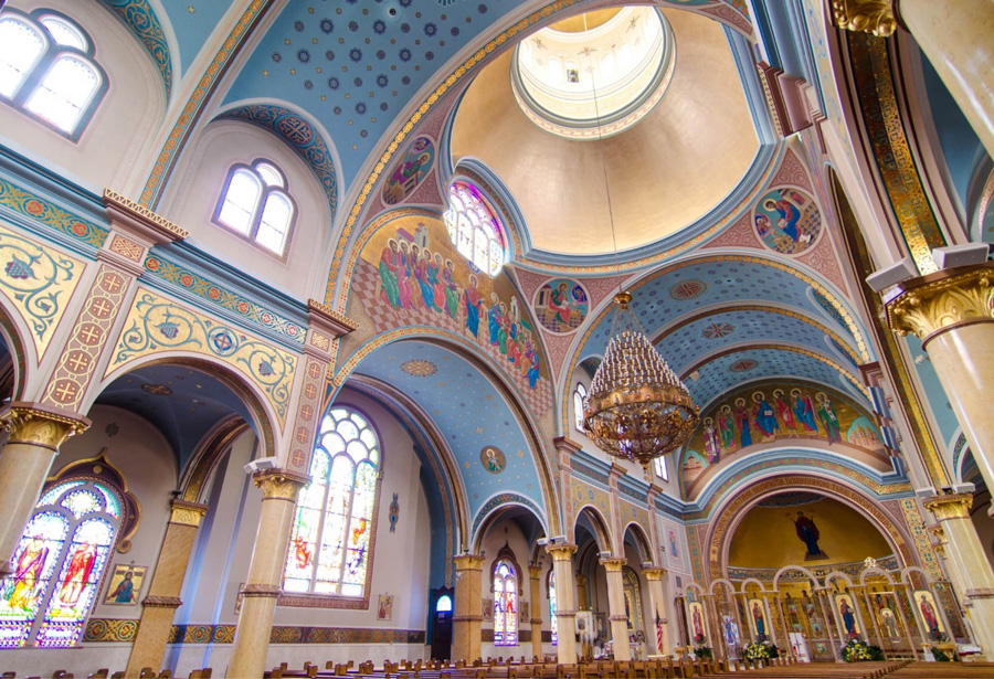 St. Nicholas Cathedral and School Restoration