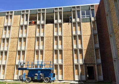 UIUC Illinois Street Residences Renovations